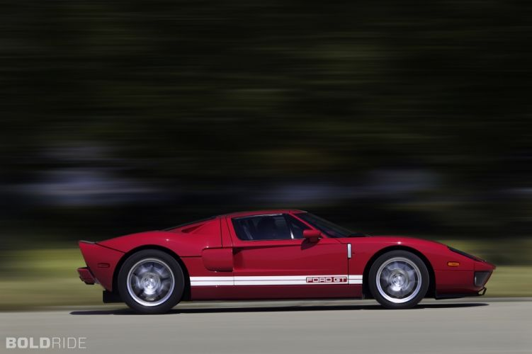 2005 Ford G-T supercar supercars d wallpaper