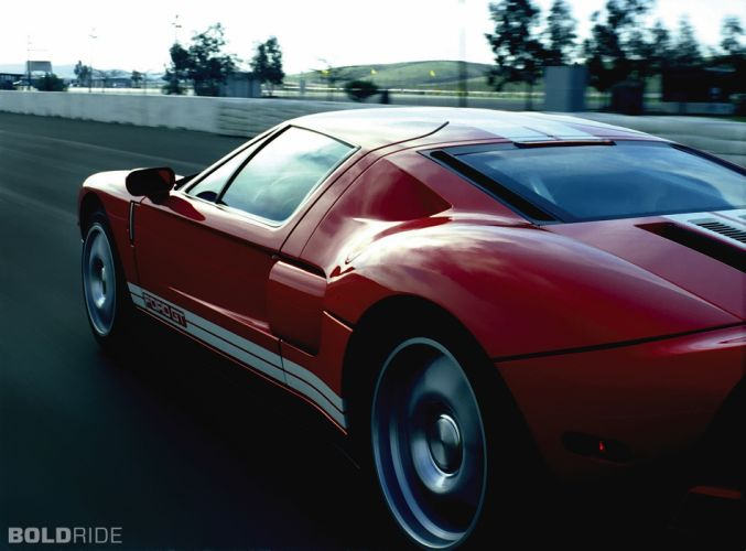 2005 Ford G-T supercar supercars h wallpaper