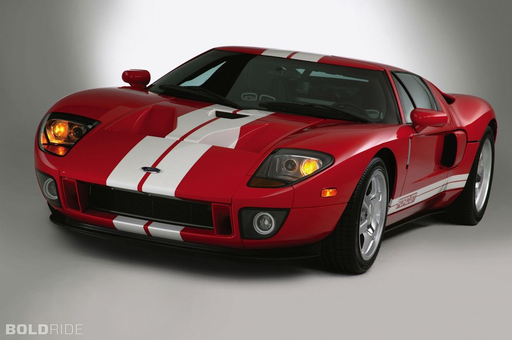 2005 Ford G-T supercar supercars wallpaper