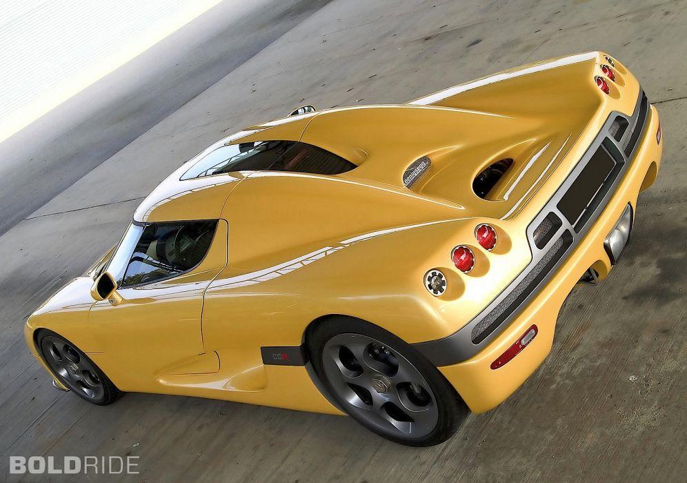2005 Koenigsegg CCR supercar supercars   a wallpaper