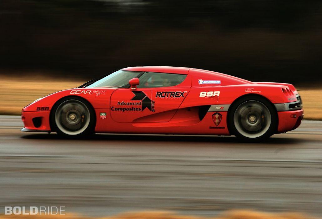 2005 Koenigsegg CCR supercar supercars   g wallpaper