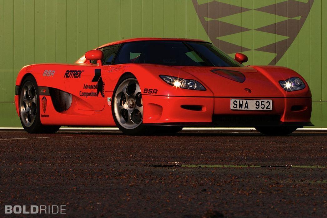 2005 Koenigsegg CCR supercar supercars wallpaper