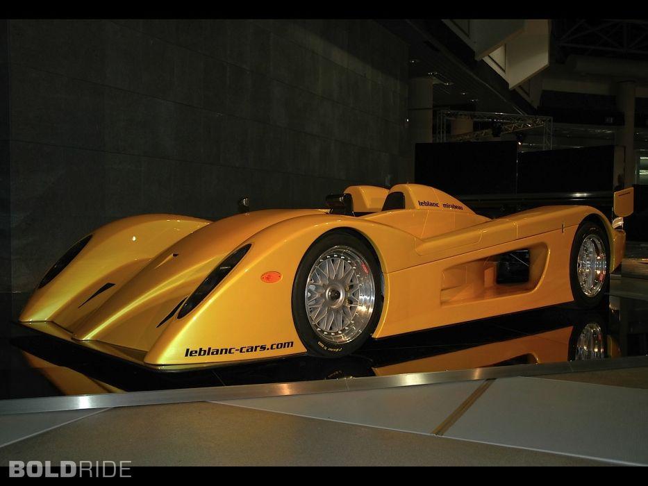 2005 Leblanc Mirabeau supercar supercars c wallpaper