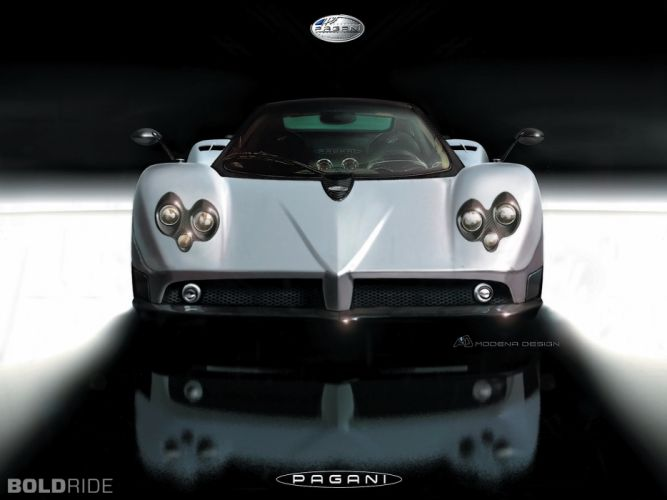2005 Pagani Zonda F supercar supercars wallpaper