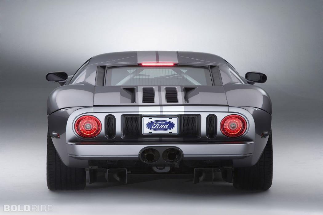 2006 Ford G-T Tungsten supercar supercars      f wallpaper