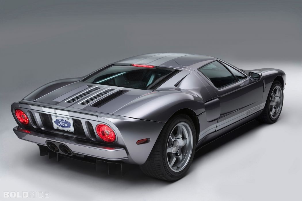 2006 Ford G-T Tungsten supercar supercars  f wallpaper