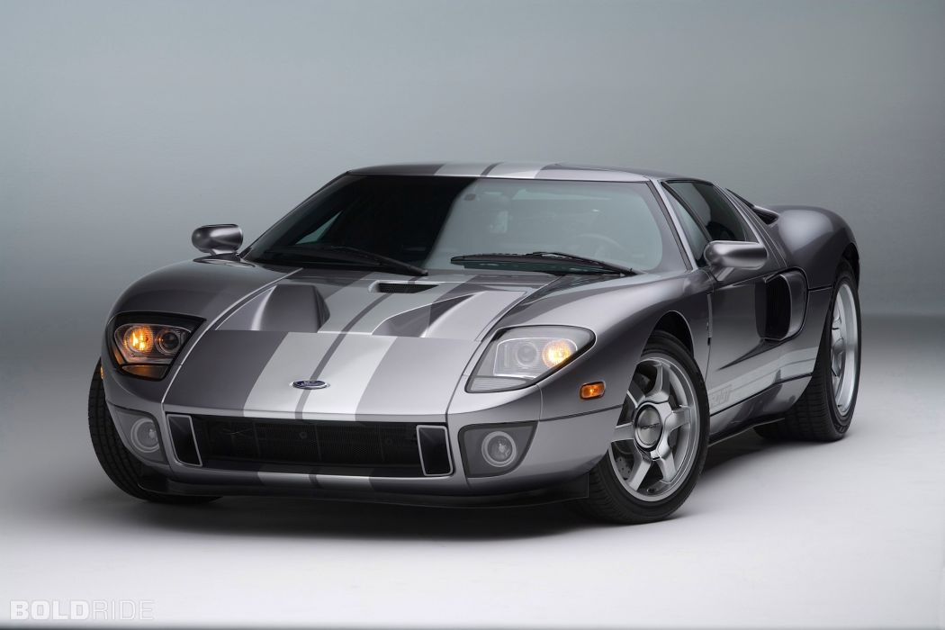 2006 Ford G-T Tungsten supercar supercars  d wallpaper