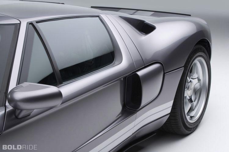 2006 Ford G-T Tungsten supercar supercars wheel wheels d wallpaper