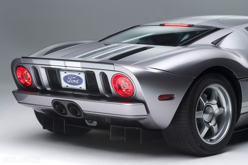 2006 Ford G-T Tungsten supercar supercars wheel wheels wallpaper