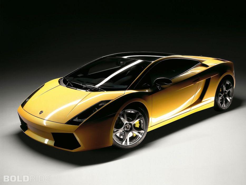 2006 Lamborghini Gallardo S-E supercar supercars wallpaper