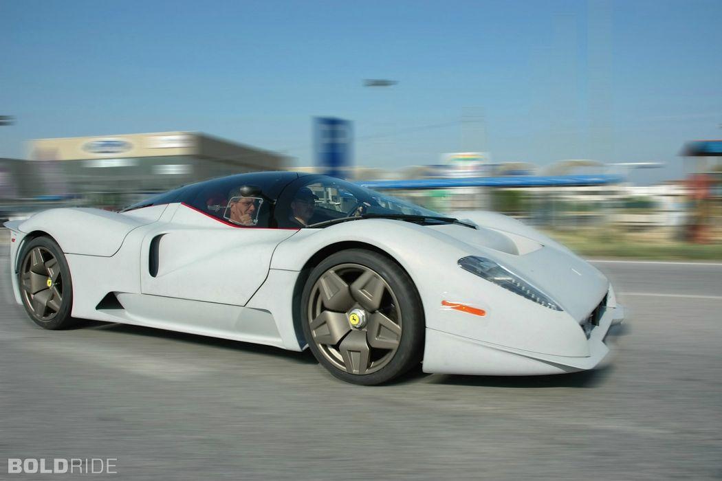 2006 Pininfarina Ferrari P4-5 supercar supercars       f wallpaper