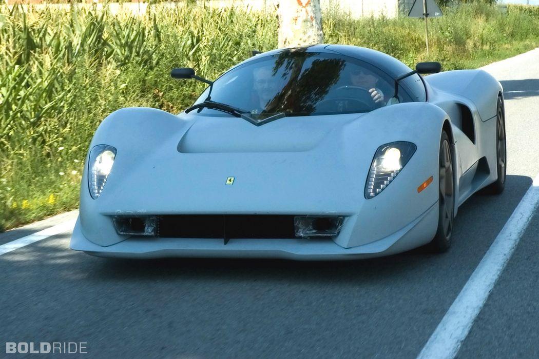 2006 Pininfarina Ferrari P4-5 supercar supercars r wallpaper