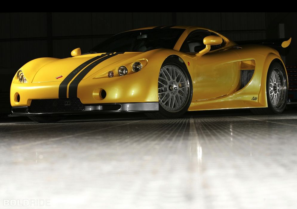 2007 Ascari A10 supercar supercars wallpaper