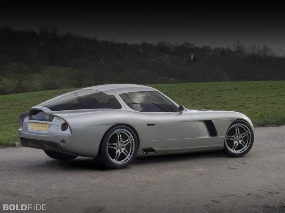 2007 Bristol Fighter T supercar supercars wallpaper