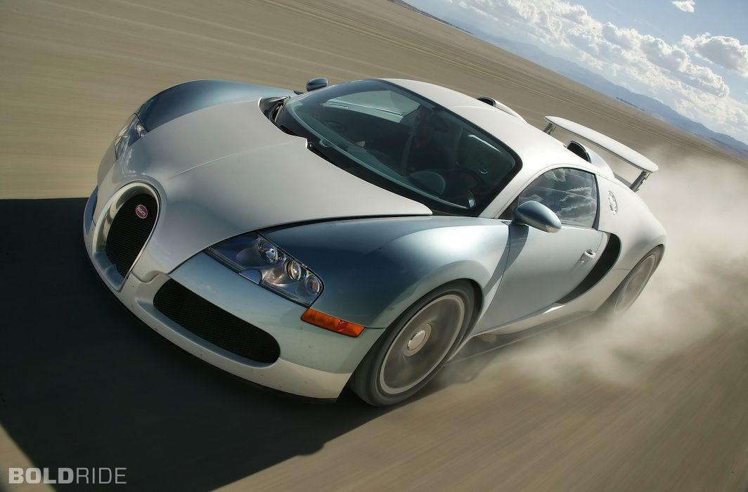 2007 Bugatti Veyron supercar supercars wallpaper