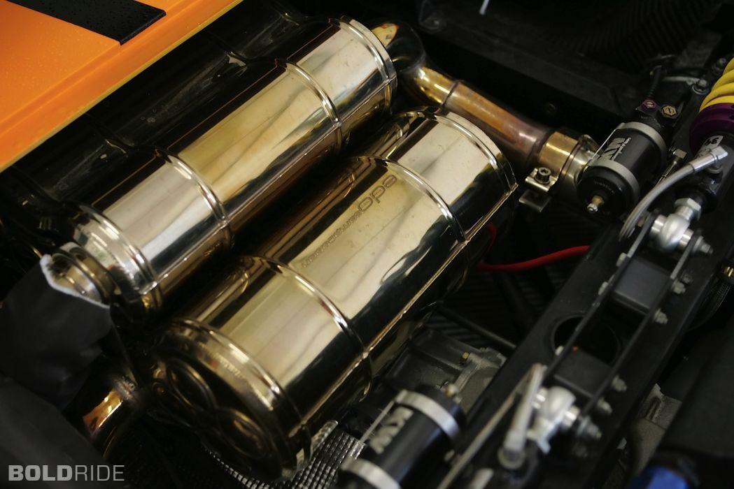 2007 Edo-Competition Maserati MC12 Corsa race racing supercar supercars engine engines   g wallpaper