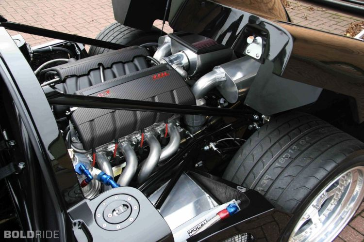 2007 Ultima GTR supercar supercars engine engines wallpaper