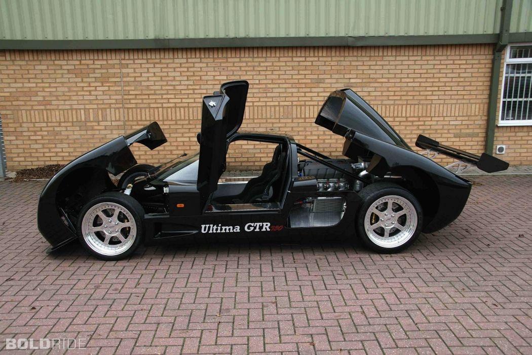 2007 Ultima GTR supercar supercars engine engines wallpaper