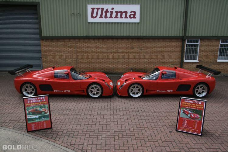 2007 Ultima GTR supercar supercars q wallpaper