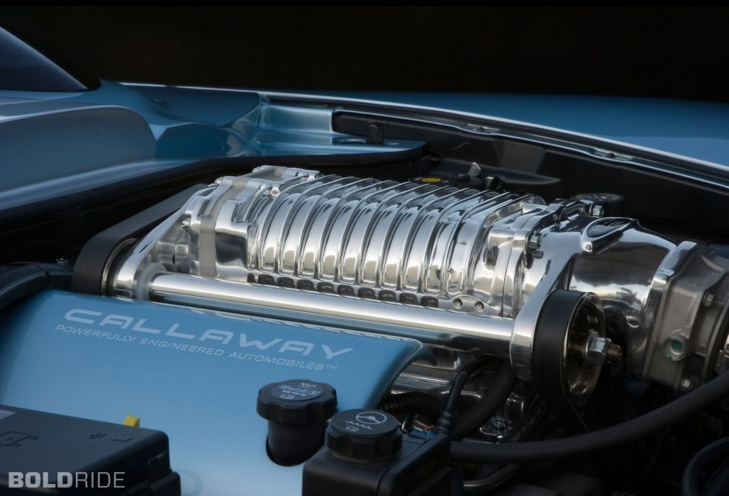 2008 Callaway C16 Speedster supercar supercars engine engines wallpaper