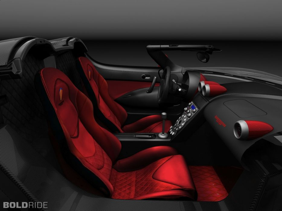 2008 Koenigsegg CCXR Edition supercar supercars interior wallpaper