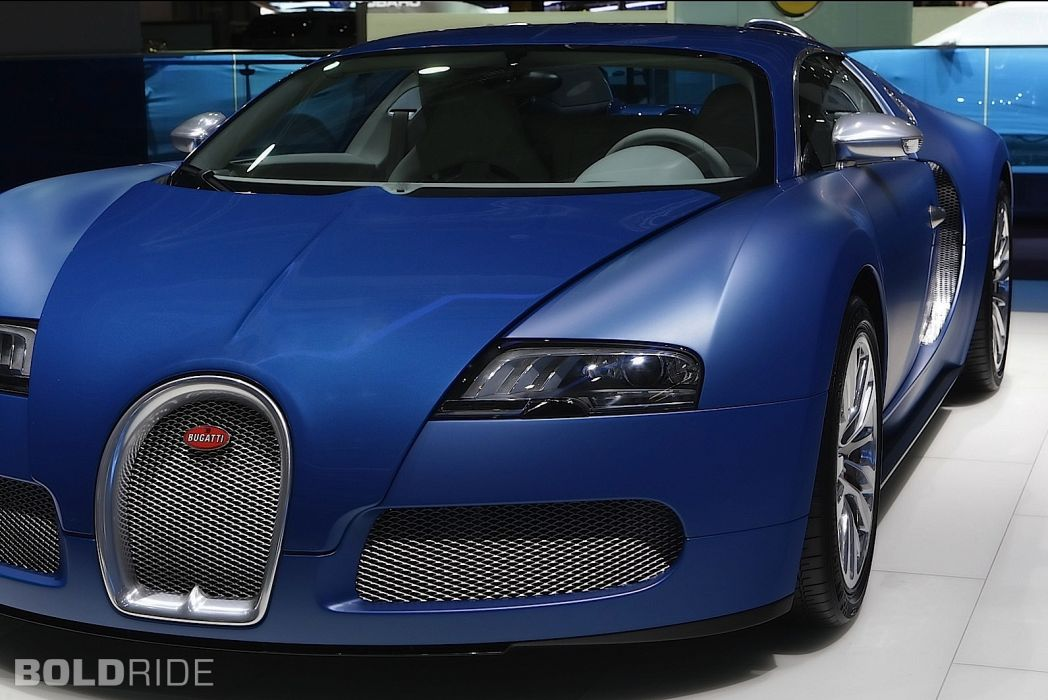 2009 Bugatti Veyron Bleu Centenaire supercar supercars   f wallpaper