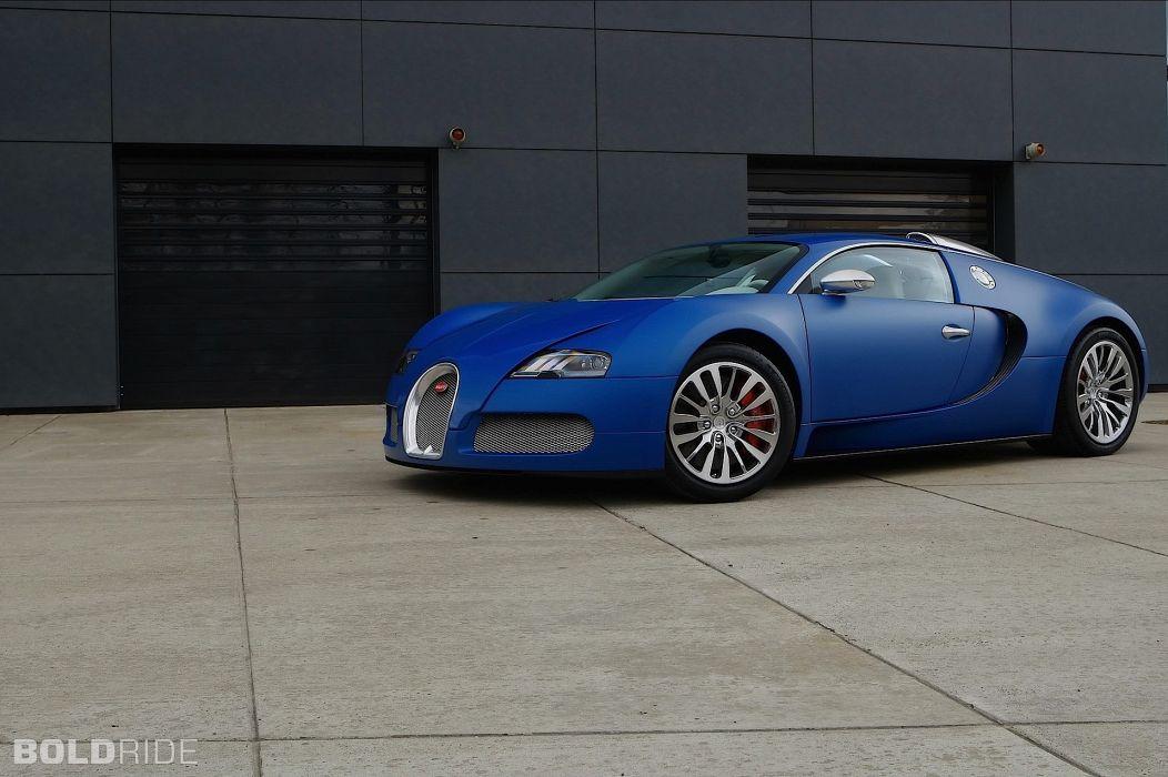 2009 Bugatti Veyron Bleu Centenaire supercar supercars w wallpaper