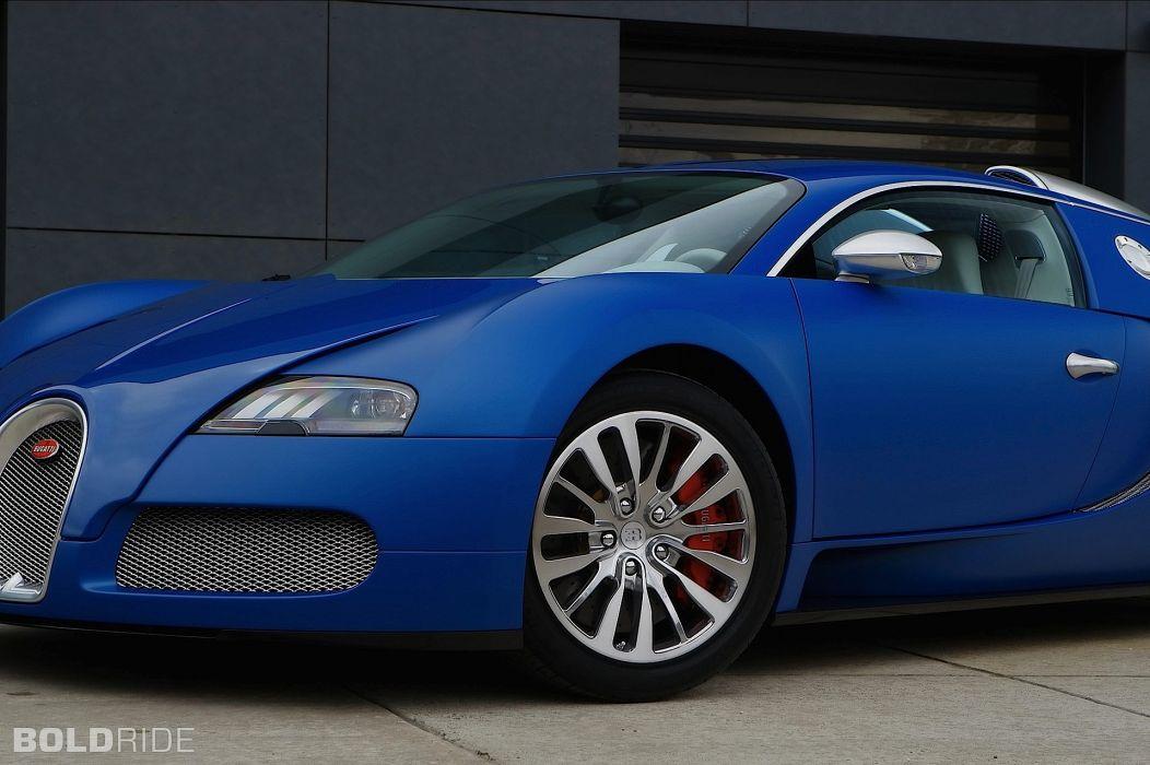 2009 Bugatti Veyron Bleu Centenaire supercar supercars wheel wheels wallpaper