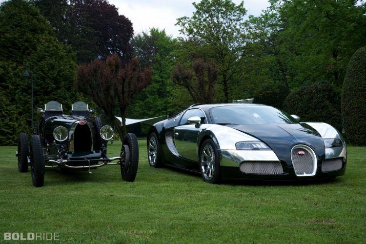 2009 Bugatti Veyron Centenaire supercar supercars retro f wallpaper