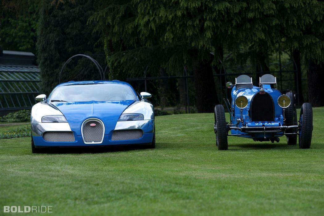 2009 Bugatti Veyron Centenaire supercar supercars retro wallpaper