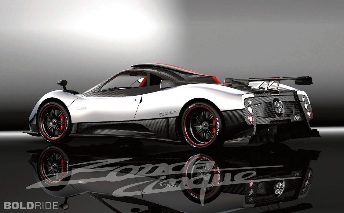 2009 Pagani Zonda Cinque supercar supercars  f wallpaper
