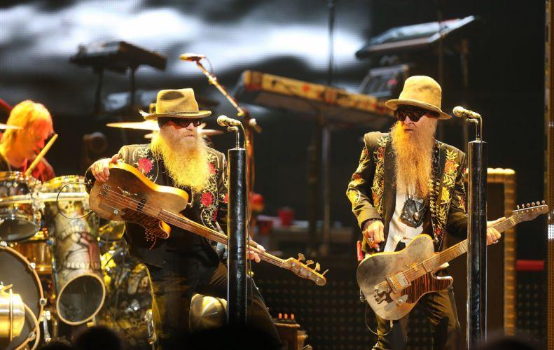 ZZ-TOP top hard rock guitars guitar concert concerts h wallpaper