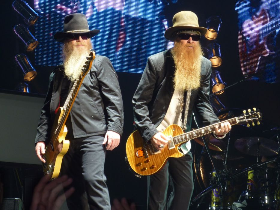 ZZ-TOP top hard rock guitars guitar concert concerts       h wallpaper
