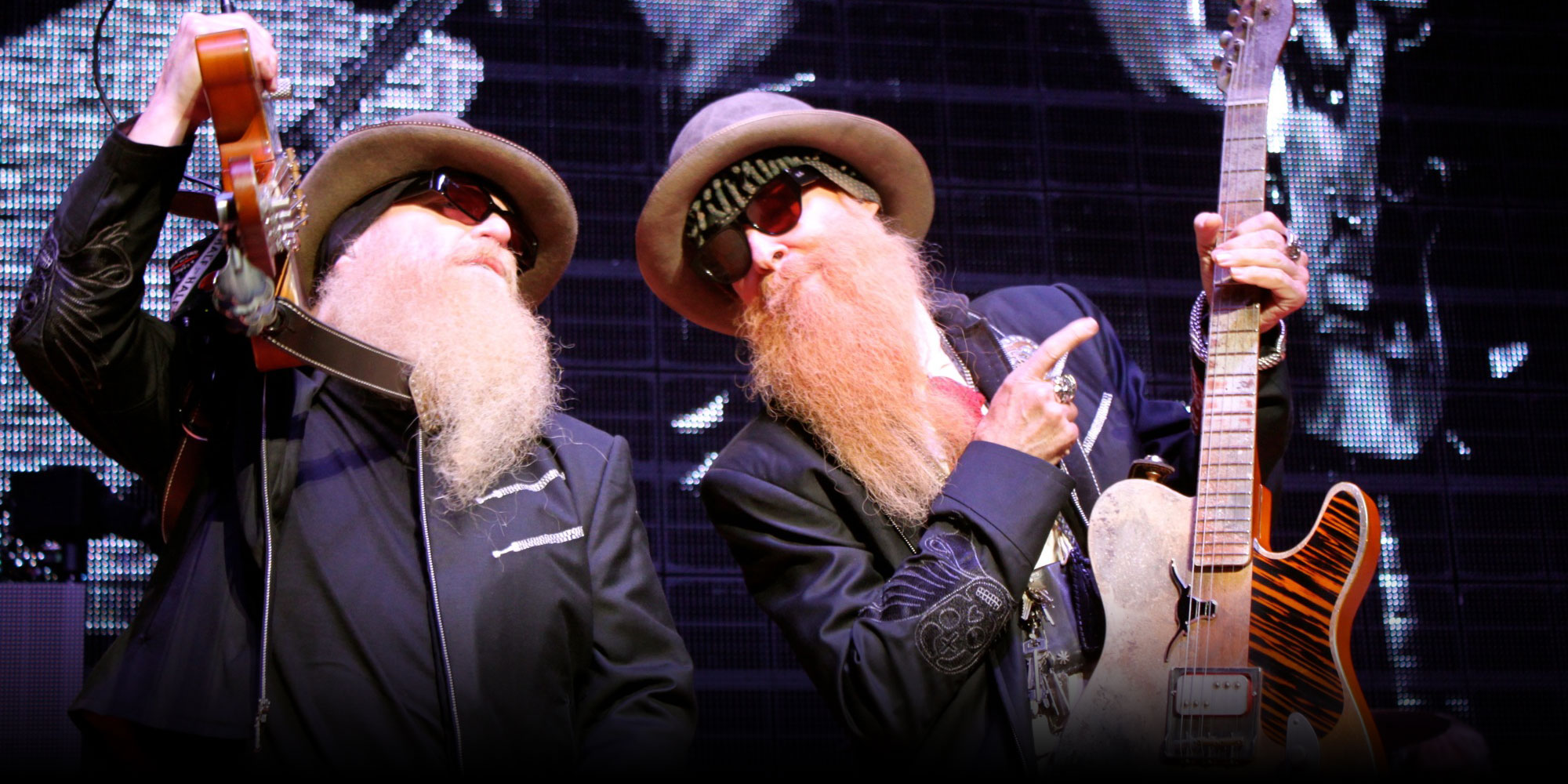 ZZ-TOP top hard rock guitars guitar concert concerts z wallpaper