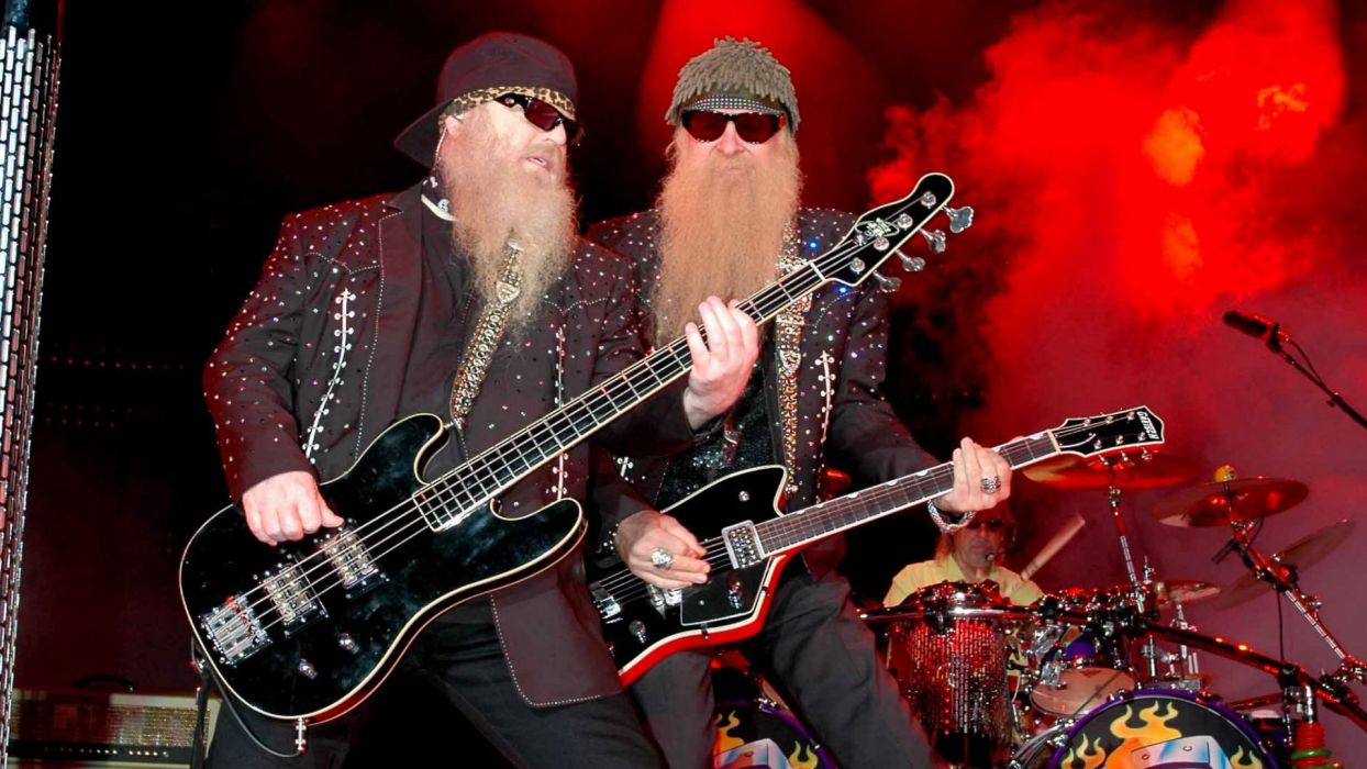 ZZ-TOP top hard rock guitars guitar concert concerts   d wallpaper