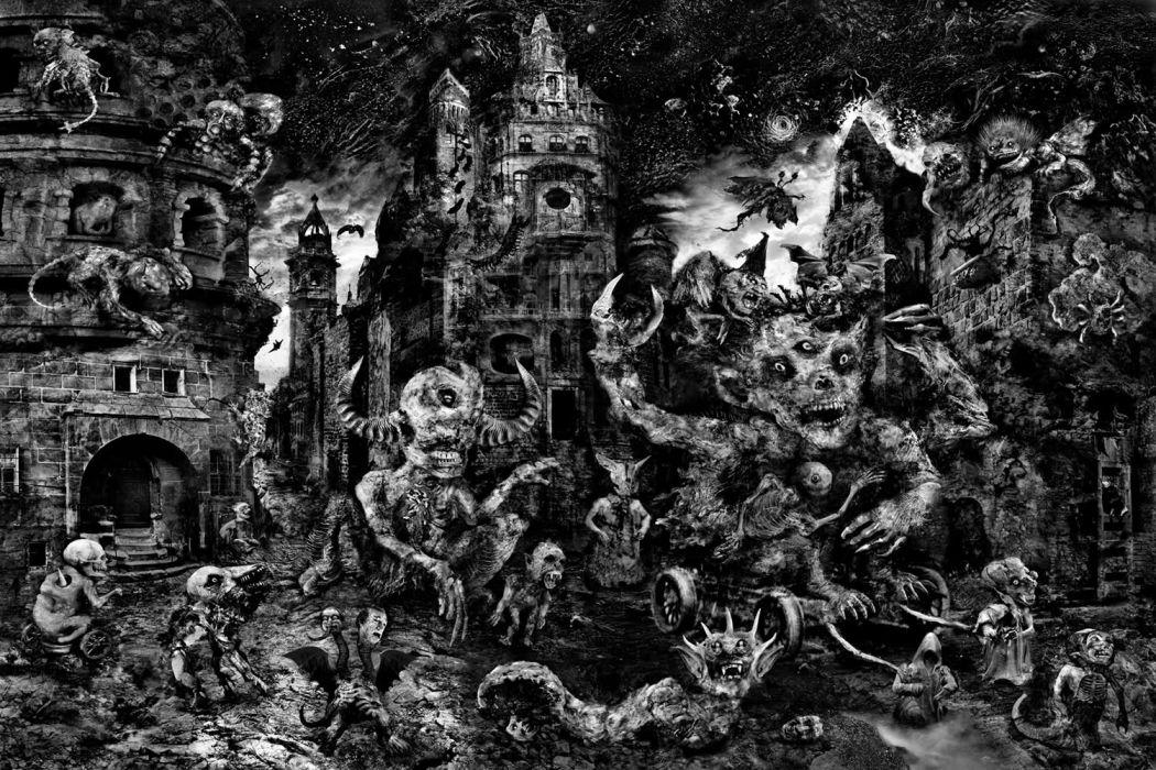 aeronalfrey-blogspot-com dark horror creepy scary   s wallpaper