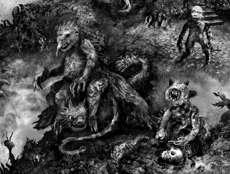 aeronalfrey-blogspot-com dark horror creepy scary    f wallpaper