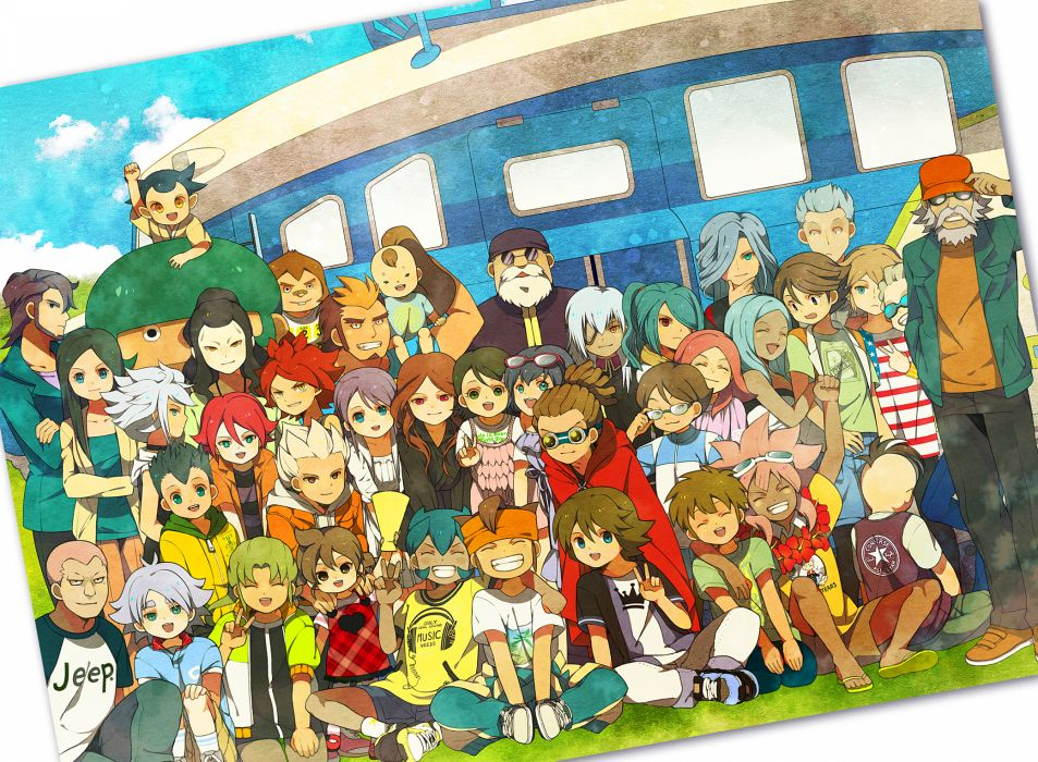 Inazuma Eleven      j wallpaper