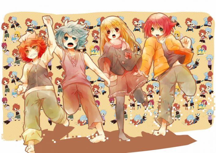 Inazuma Eleven h wallpaper