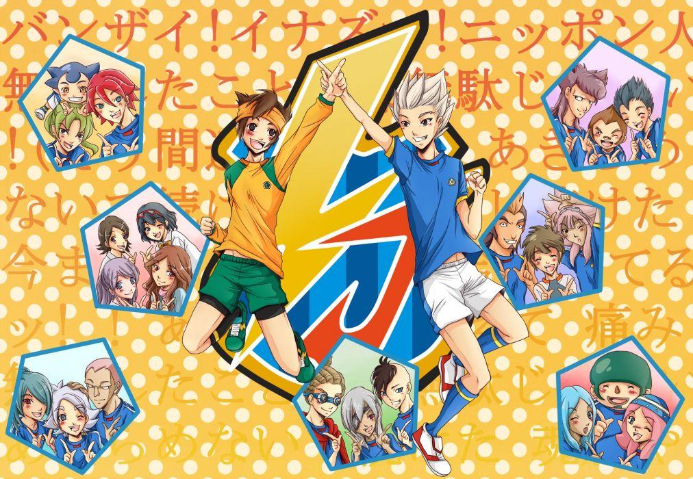 Inazuma Eleven     v wallpaper