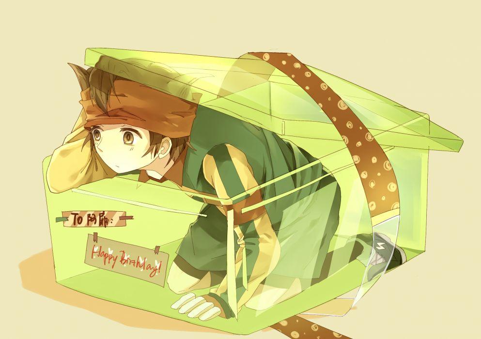 Inazuma Eleven Endou Mamoru birthday wallpaper