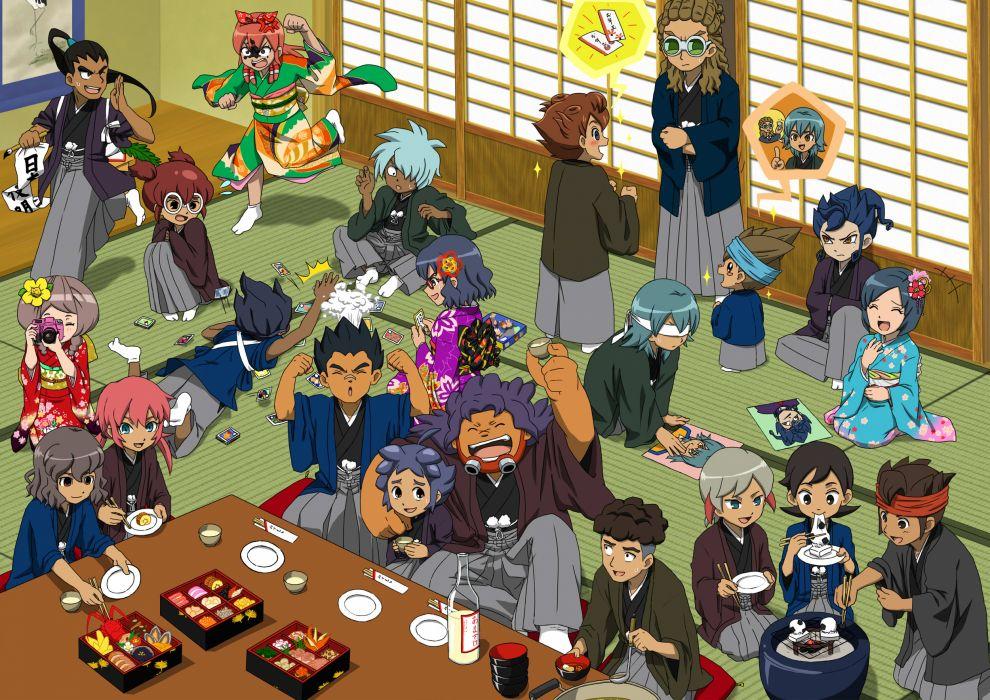 Inazuma Eleven GO     g wallpaper