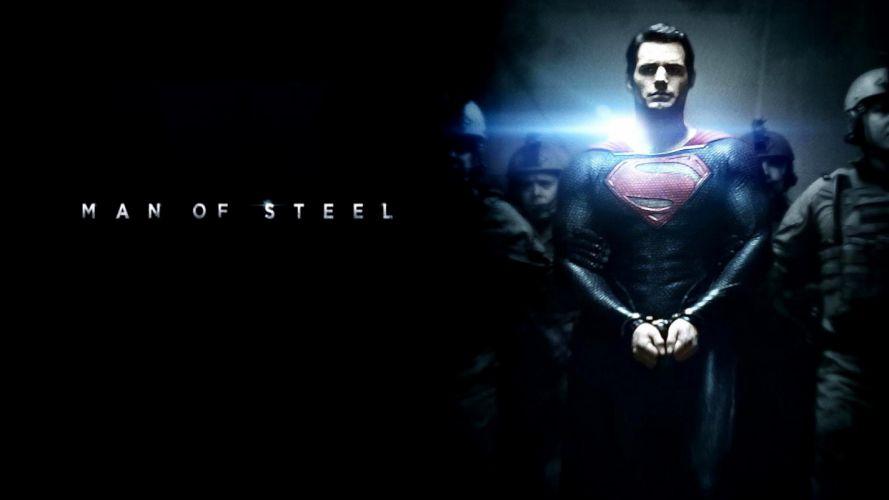 Man Of Steel superman superhero c wallpaper