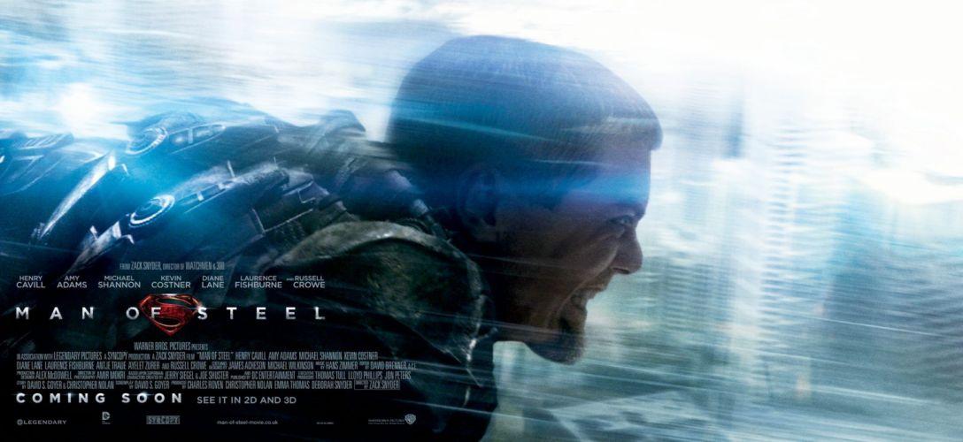 Man Of Steel superman superhero poster posters d wallpaper