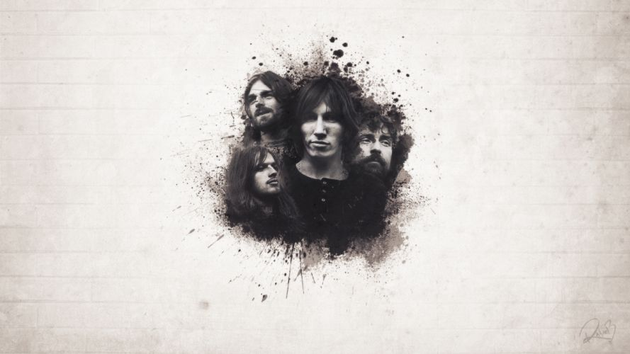 Pink Floyd hard rock wallpaper