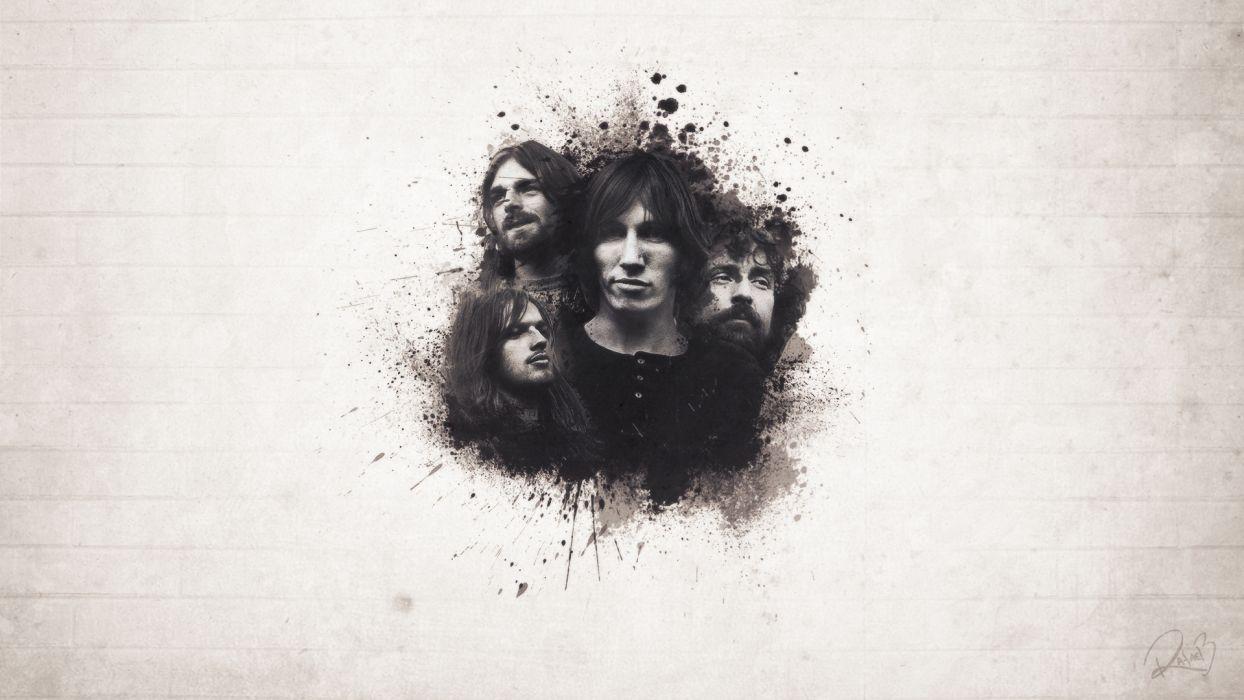 Pink Floyd hard rock wallpaper