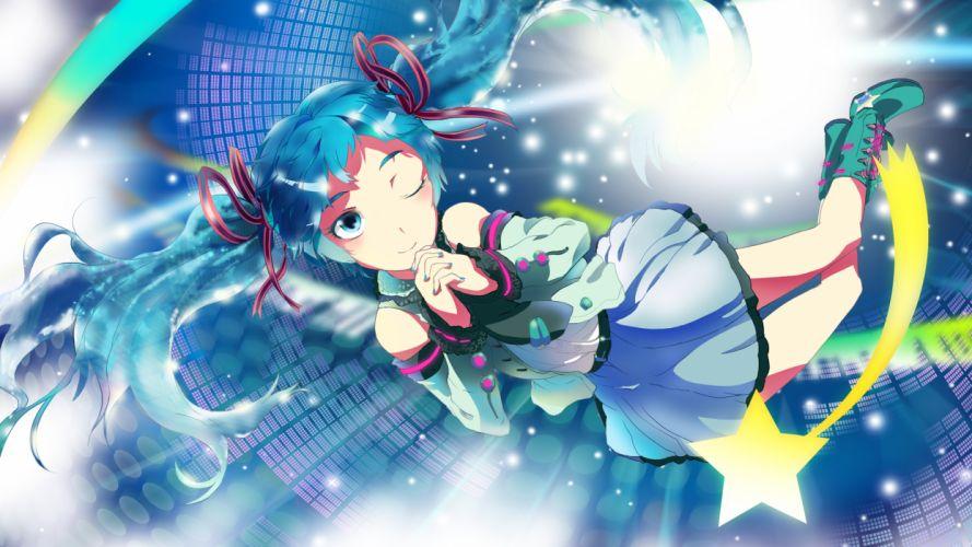 Vocaloid Hatsune Miku a wallpaper