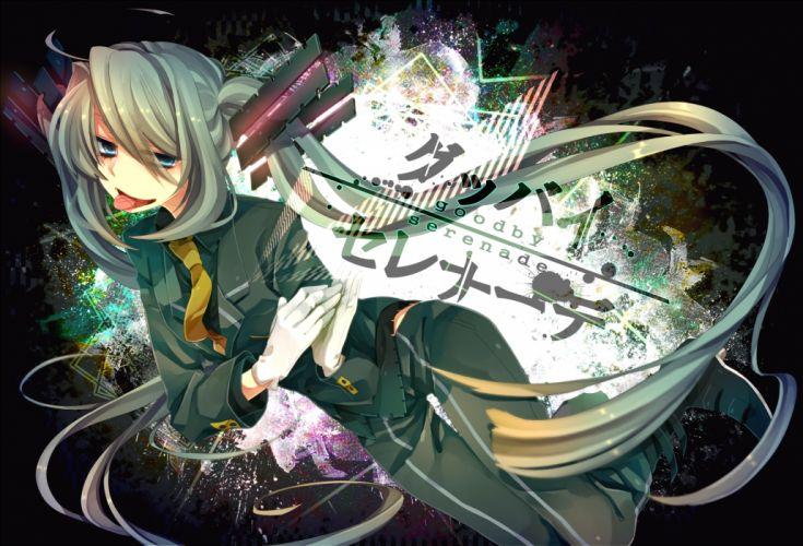 Vocaloid Hatsune Miku wallpaper