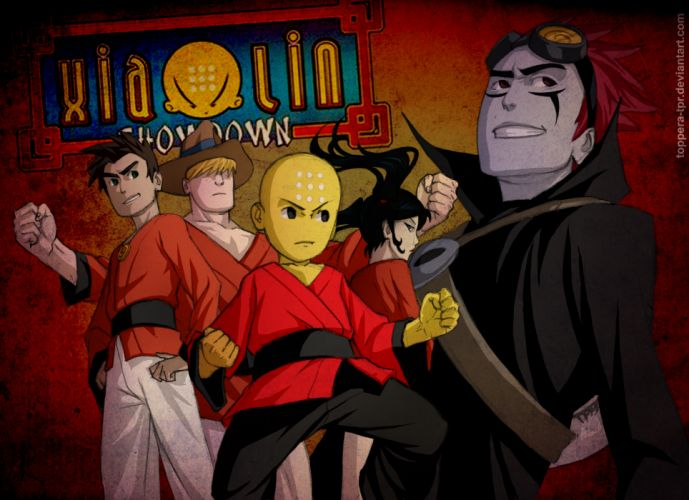 Xiaolin Showdown g wallpaper