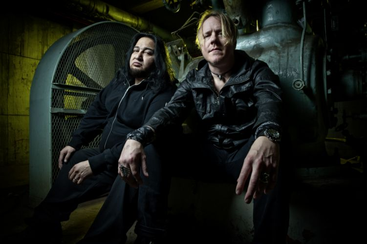 FEAR FACTORY alternative industrial metal heavy f wallpaper